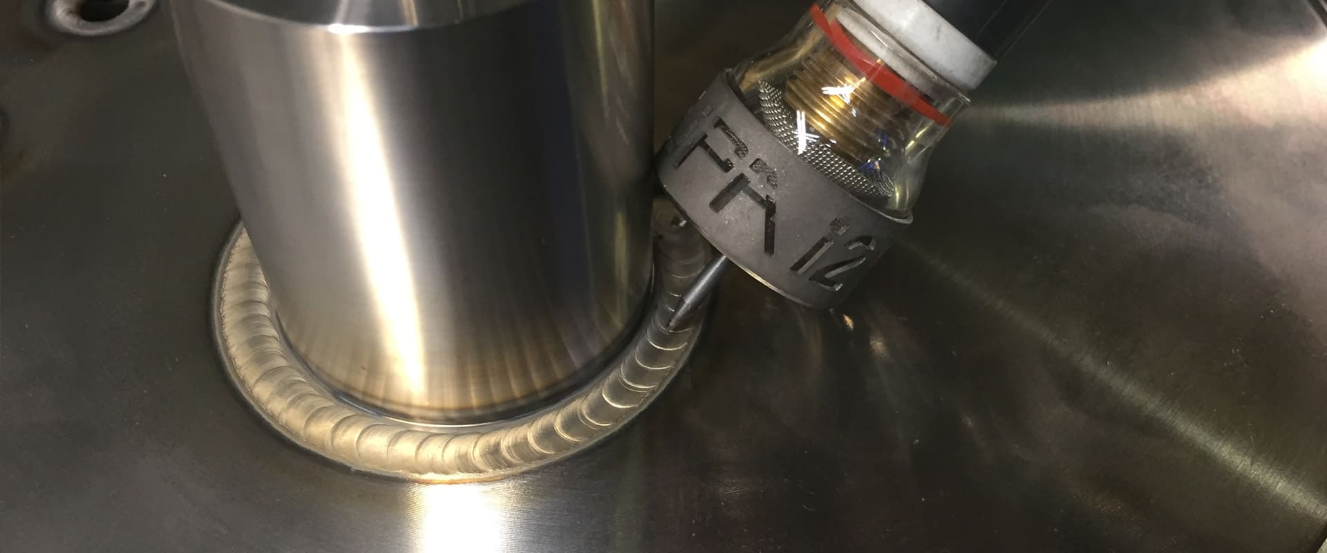 Precision Aerospace TIG Welding